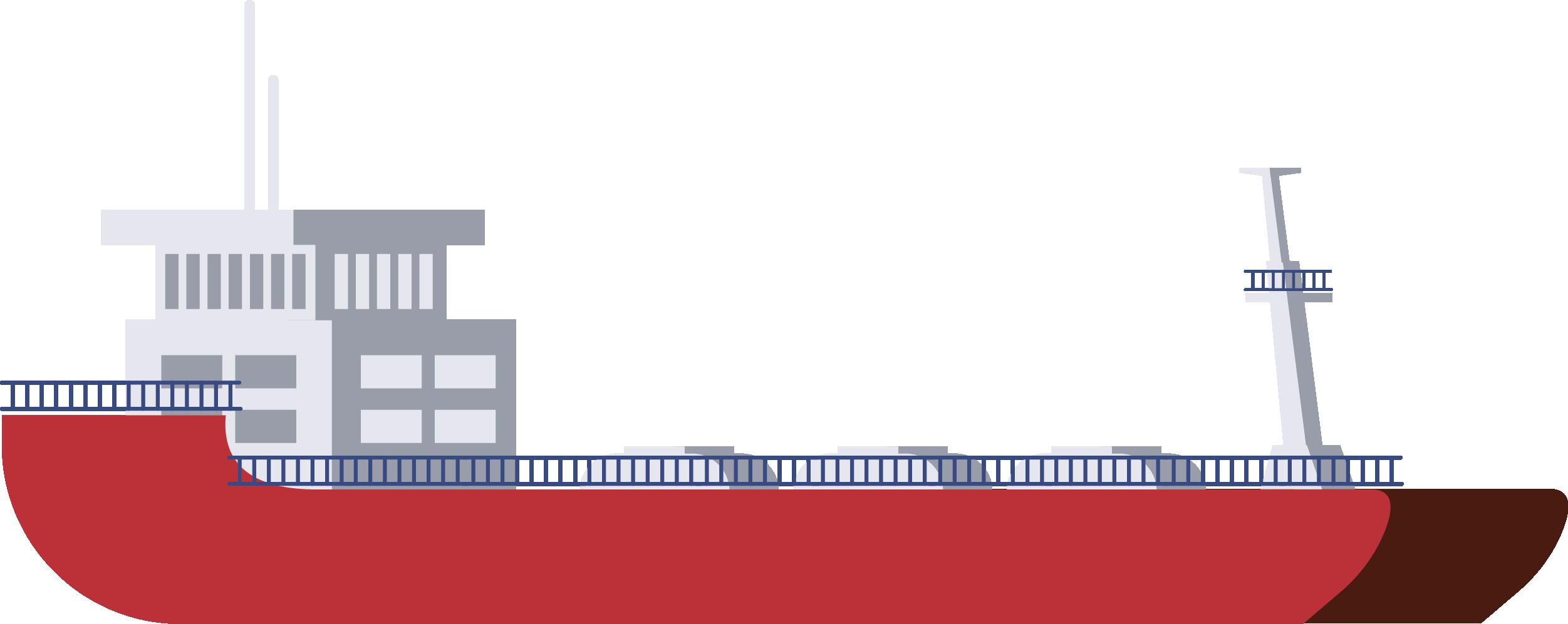 Akva-Ren transport med båt
